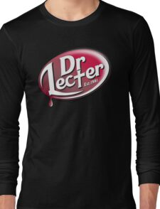 Dr. Lecter Long Sleeve T-Shirt