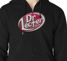 Dr. Lecter Zipped Hoodie