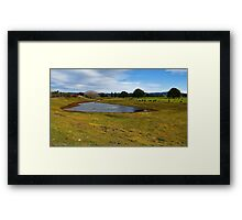 Taree West 666 Framed Print