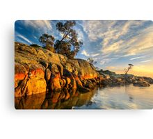 Bay of Fires. Sunrise.  Metal Print