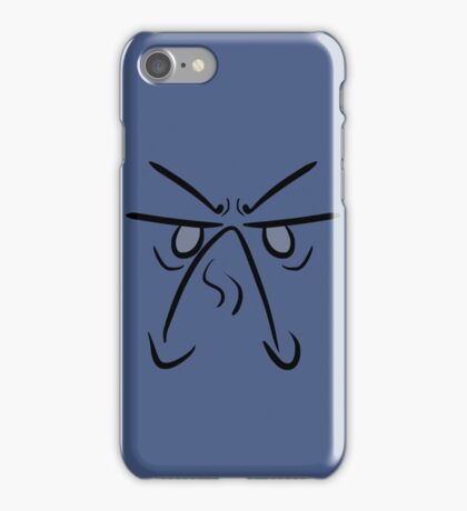 The Face of Disappointment iPhone Case/Skin