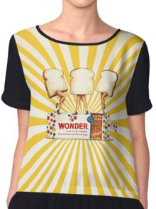Wonder Women Chiffon Top