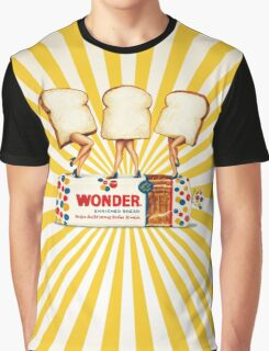 Wonder Women Graphic T-Shirt