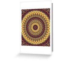 Mandala 098 Greeting Card