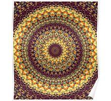 Mandala 098 Poster