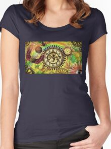 Summer Solstice 2016 Women's Fitted Scoop T-Shirt
