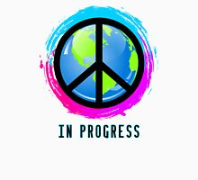 Peace In Progress Unisex T-Shirt