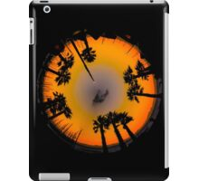 Planet Palm Trees - Tequila Sunrise iPad Case/Skin