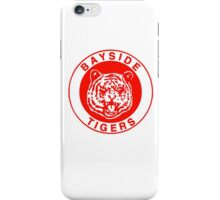 Bayside  Tigers - Saved by the Bell iPhone Case/Skin