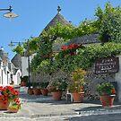 Trulli village Alberobello - Apulia - Italy by Arie Koene