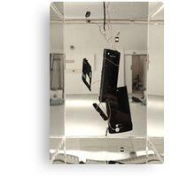 Phone Sculpture 2 Canvas Print