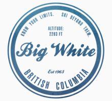 Big White Ski Resot British Columbia Kids Clothes