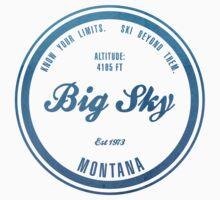 Big Sky Ski Resort Montana Kids Clothes