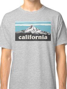 Blue California Classic T-Shirt