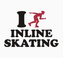 I love Inline Skating by Designzz