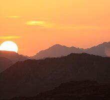 Jordan - Wadi Rum by Markuzz