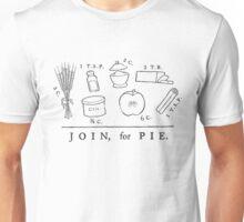 Revolutionary Recipe Unisex T-Shirt