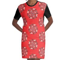 Oboe Duck Graphic T-Shirt Dress