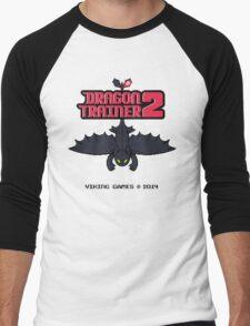 DRAGON TRAINER 2 Men's Baseball ¾ T-Shirt
