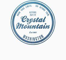 Crystal Mountain Ski Resort Washington Unisex T-Shirt