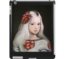 Homage to Velasquez, The Little Princess iPad Case/Skin