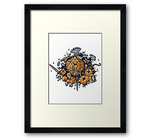 RPG United Framed Print