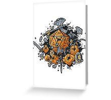 RPG United Greeting Card