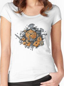 RPG United Women's Fitted Scoop T-Shirt