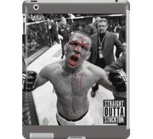 Nate Diaz bjj iPad Case/Skin