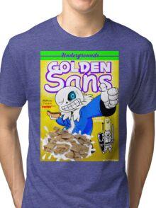 golden sans Tri-blend T-Shirt