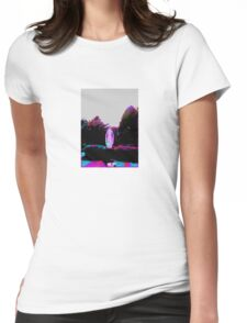 Mother Mary Womens Fitted T-Shirt