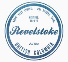 Revelstoke Ski Resort British Columbia Kids Clothes