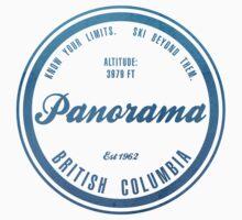 Panorama Ski Resort British Columbia One Piece - Short Sleeve