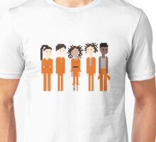 Pixel Asbo 5 Unisex T-Shirt