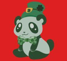St. Patrick's Day Panda Kids Clothes