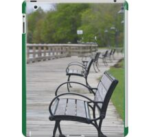 The Boardwalk iPad Case/Skin
