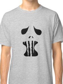 Spooky Face 1  Classic T-Shirt