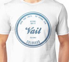 Vail Ski Resort Shirts Colorado Unisex T-Shirt