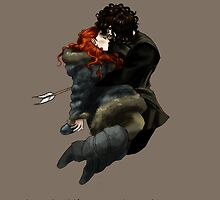 Jon and Ygritte by Acidbetta