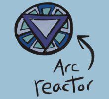 Arc reactor Kids Clothes