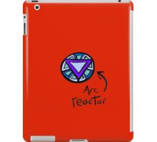 Arc reactor iPad Case/Skin