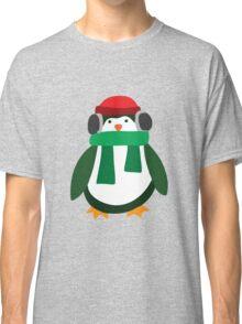 Snow Penguin  Classic T-Shirt