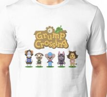 Game Grumps - Grump Crossing Unisex T-Shirt
