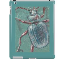 Shiny Beetle iPad Case/Skin