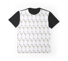 Martinis!  Graphic T-Shirt