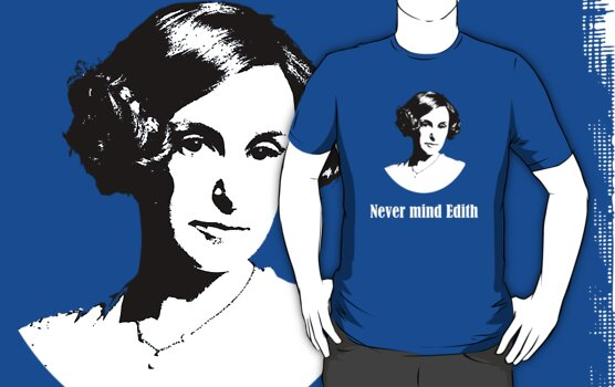 Never mind Edith by dopefish