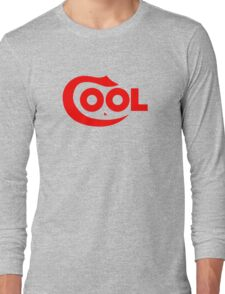 COOL red Long Sleeve T-Shirt
