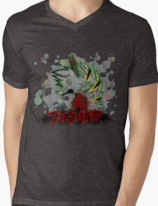 Insane Ukye Mens V-Neck T-Shirt