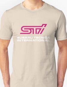 Subaru Tecnica International  Unisex T-Shirt