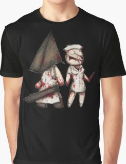 Silent Plushie Hill Graphic T-Shirt
